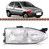 Farol Fiat Palio Lado Direito 1996 1997 1998 1999 2000