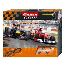Pista De Carreras Formula 1 Speed Up Carrera Go!! Original