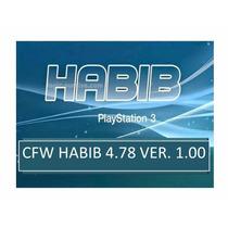 Atualização Ps3 Habib Cfw 4.75 E Irismanager + Ant Banimento