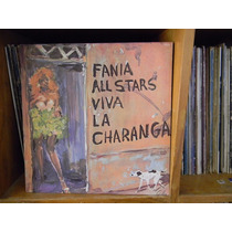 Fania All Stars- Viva La Charanga - Disco Lp