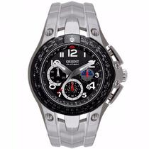 Relógio Orient Flytech Titanium Mbttc002 P2gx