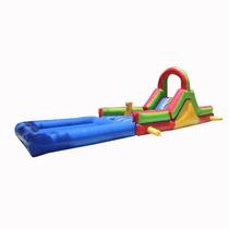 Brincolin Inflable Escaladora Interactiva Acuatica