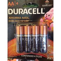 Duracell Aa Y Aaa Alcalinas