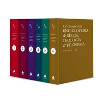 Enciclopédia De Bíblia - Russell Norman Champlin