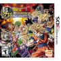 Dragon Ball Z Extreme Butoden Nuevo 3ds Dakmor Canje/venta