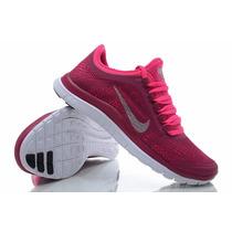 Zapatillas Nike Free Run 3.0 Mujer Importadas Talle 5.5 Us