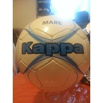Pelota Kappa Oficial Fútbol Numero 5 Campo Orig Caballito