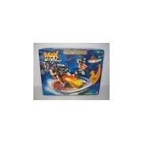 Max Steel Hidro Jet Blaster Y Playa
