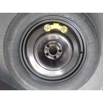 Estepe Land Rover Evoque Aro 18 Pneu Pirelli 155/85/18