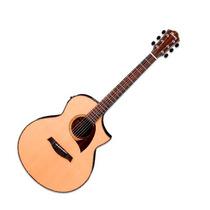 Guitarra Electroacústica Ibañez Aew Natural Aew22cd Nt