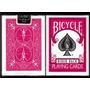 Cartas Bicycle Fushia