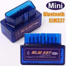 Scanner Obd2 Bluetooth Mini Elm 327 Promoção Black Friday
