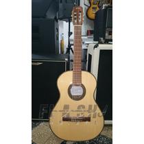 Guitarra Clasica La Alpujarra 75 C/estuche Rigido Skb Envios