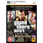 Grand Theft Auto Iv Complete Edition (pc) (juego Fisico)