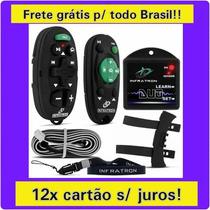 Infratron Duo - Dois Controles Volante + Mão Longa Distancia
