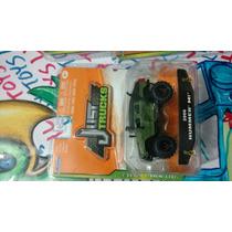 Hummer H1 2016 Verde Militar Just Trucks Jada Lyly Toys