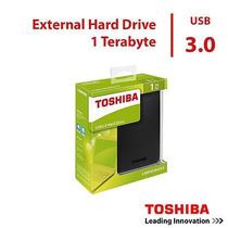 Disco Duro Externo Portatil Toshiba 1 Tb Usb 3.0/2.0