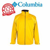 Campera Columbia Sofshell Tectonic -weekendpesca-envíos
