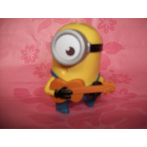 Boneco Minions - Meu Malvado Favorito Mc Donalds - Stuart