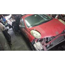 Yonke Nissan Micra Std 2005 Refacciones Partes Huesario