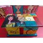 Cajas Cofres Cajitas Mdf 15x8,5x6 Decoradas Personalizadas