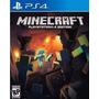 Minecraft Digital Ps4 Jugas Con Tu Usuario, Maximo Games