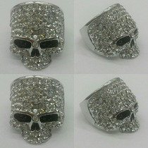 Anillo Antrax Skull Punisher Chino Antrax Calavera