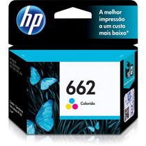 Cartucho Hp 662 Tricolor Cz104al 1015 1515 2515 3515 At