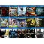 Combo Juegos Ps4 Digital Jugas Con Tu Usuario Oferta Ya!!!!!
