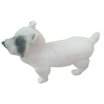 Manequim De Cachorro Lhasa Apso Pet Shop Loja Acessórios