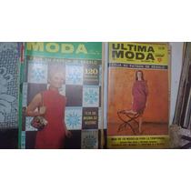 Revista De Moda Años Setenta Última Moda Primeros Números
