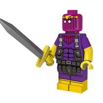 Fig Sw15 Baron Zemo Civil War Marvel Compatible Con Lego