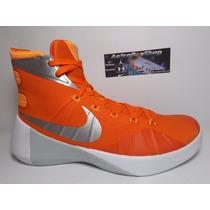 Hyperdunk 2015 Orange Silver (numero 8.5 Mex) Astroboyshop
