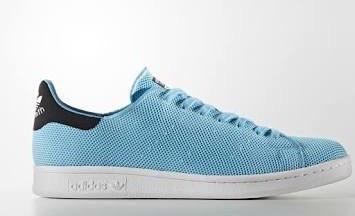 bb72a973cfb Tenis adidas Stan Smith 100% Originales D Hombre Azul Cielo ...