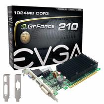 Geforce G210 1gb Vga Hdmi Dvi Ddr3 Low Profile