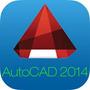 Autcad 2014(sp1)32/64 Bits Port E Inglês + Projetos E Blocos