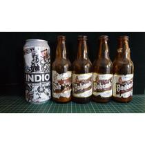 Botella Antigua Cerveza Bohemia Cuahutemoc