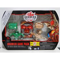 Bakugan Gundalian Invaders Brawler Game Pack #171