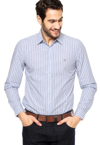9cba4122e50ab Camisa Social Lacoste Original - R  500,00 em Mercado Livre