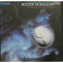 Roger Hodgson Lp Vinil In The Eye Of The Storm 1984 Encarte