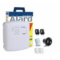 Alarme Residencial Comercial Ecp Alard 4 Sem Fio