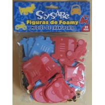 Figuras En Foami, Foamy Para Decoración, Baby Shower