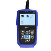 Scanner Diesel Para Autos Y Camiones Nexlink Nl102 Obd2