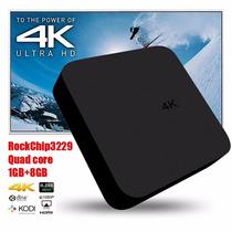 Android Tv Box 4k 1gb Wifi Tv Cable Por Internet