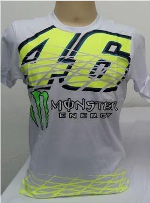 a29440322 Camiseta Valentino Rossi Masculina Vr 46 2019 - R  74
