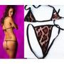 Sexy Traje De Baño Bikini Mujer