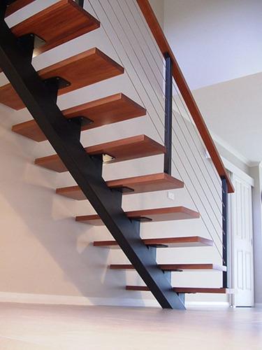 escaleras para interior trabajos a medida