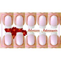 Cartão Adesivos Artesanais 200 Cartelas - Plasticados Top