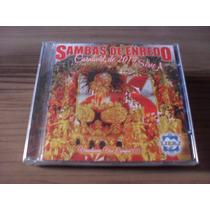 Cd Sambas De Enredo 2014 Série A Produto Lacrado