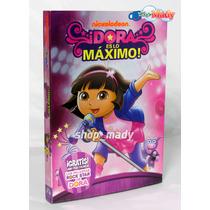 Dora La Exploradora - ¡dora Es Lo Máximo! Dvd
